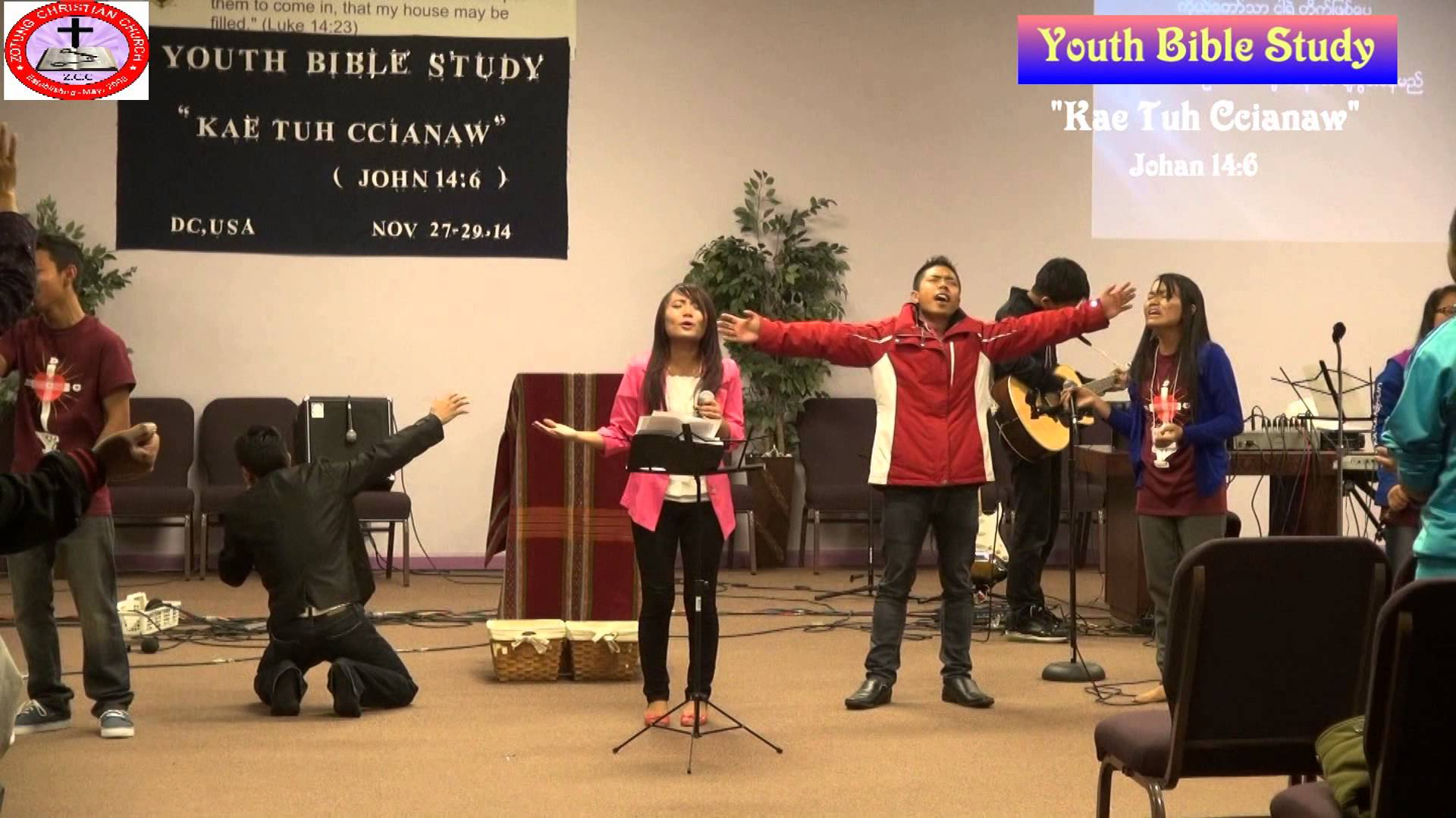 Praise and Worship +Bible Study # ...